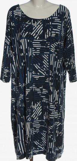Didi Midikleid in 4XL in blau / schwarz / weiß, Produktansicht