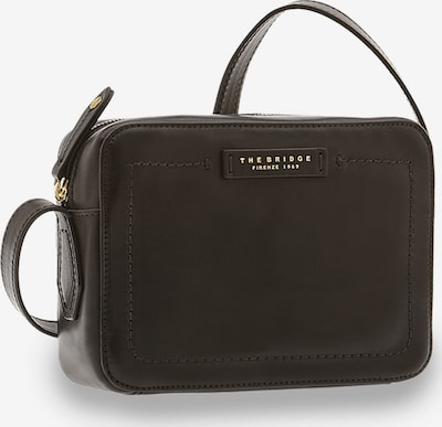 The Bridge Crossbody Bag 'Giovanna' in Gold / Black, Item view