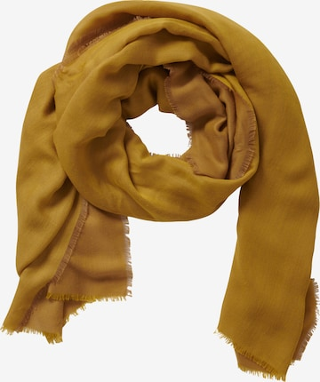 Betty Barclay Scarf in Yellow