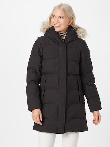 HELLY HANSEN Zimný kabát - Čierna
