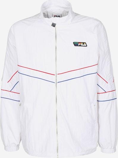 FILA Trainingsjacke ' Ogima ' in naturweiß, Produktansicht
