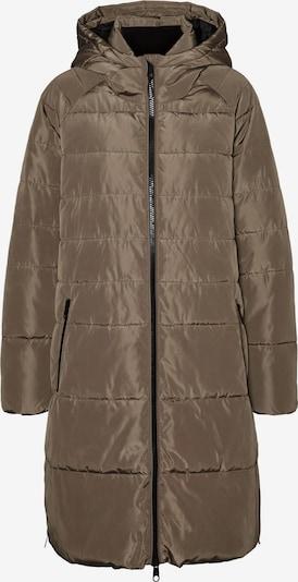 Vero Moda Curve Winter Coat 'Helga' in Taupe, Item view