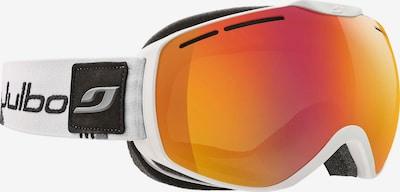 Julbo Skibrille 'Ison XCL' in grau / orange / schwarz / weiß, Produktansicht