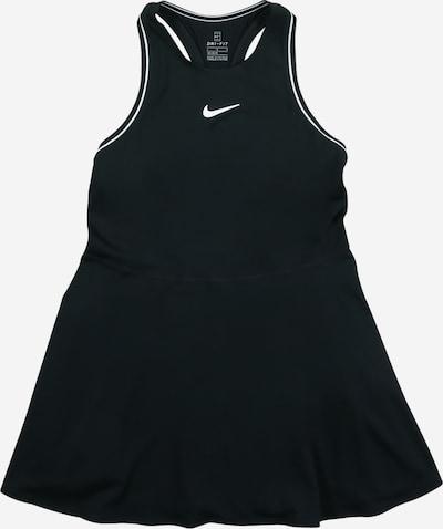 NIKE Kleid in schwarz / weiß, Produktansicht