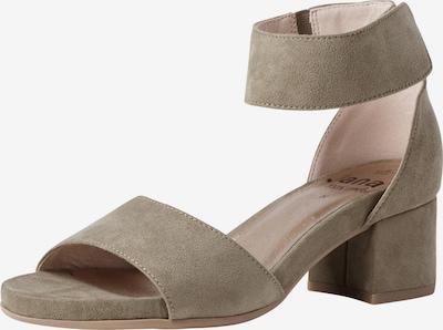 JANA Sandalette 'Hobart' in khaki, Produktansicht