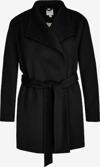 Palton de primăvară-toamnă Rock Your Curves by Angelina K. pe negru, Vizualizare produs