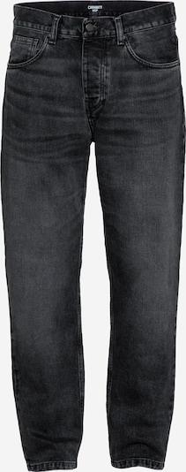Carhartt WIP Jeans 'Newel' i svart denim, Produktvy