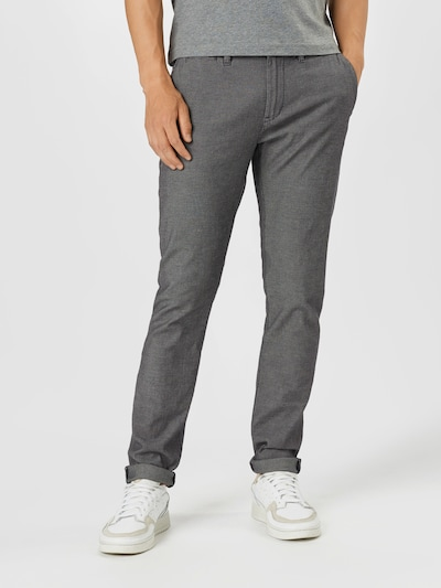 TOM TAILOR Hose in graphit, Modelansicht