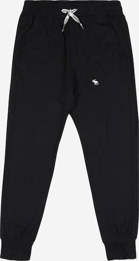 Abercrombie & Fitch Spodnie w kolorze czarnym, Podgląd produktu