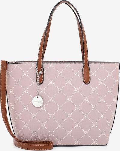 TAMARIS Shopper ' Anastasia ' in de kleur Rosé, Productweergave