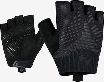 ZIENER Athletic Gloves 'CENO' in Black