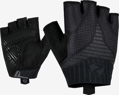 ZIENER Fahrradhandschuh 'CENO' in schwarz, Produktansicht
