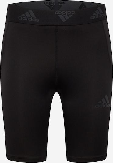 ADIDAS PERFORMANCE Športové nohavice - svetlosivá / čierna, Produkt