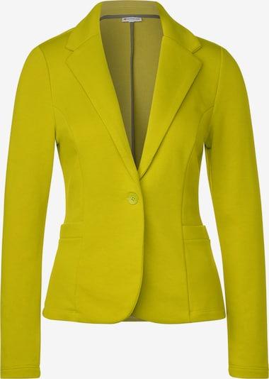 STREET ONE Blazer in gelb, Produktansicht