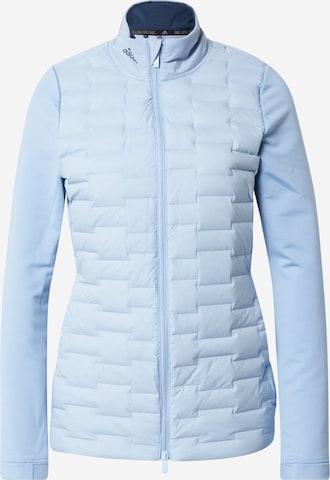 mėlyna adidas Golf Sportinė striukė
