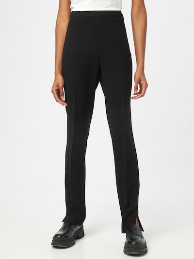 Filippa K Hose 'Cindy' in schwarz, Modelansicht