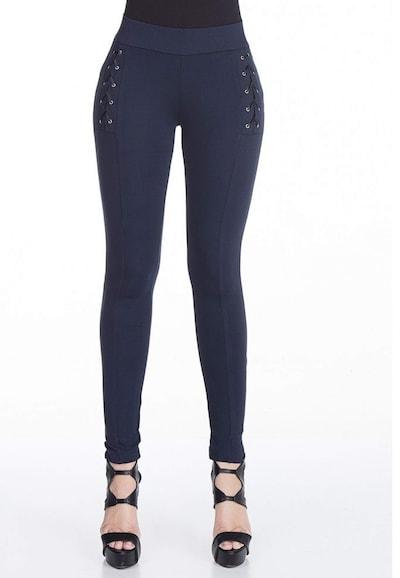 CIPO & BAXX Leggings in dunkelblau, Produktansicht