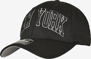 Casquette 'New York Flexfit' Starter Black Label en noir