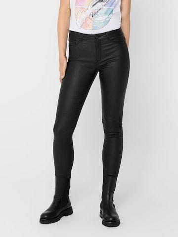JDY Jeans 'NEW THUNDER' in Zwart