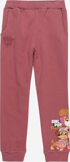 NAME IT Панталон 'Paw Patrol' в пъстро / розе, Преглед на продукта