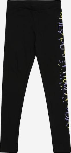 ONLY PLAY Sportbroek 'AUBE' in de kleur Gemengde kleuren / Zwart, Productweergave