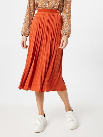 Rich & Royal Suknja u hrđavo crvena, Prikaz modela
