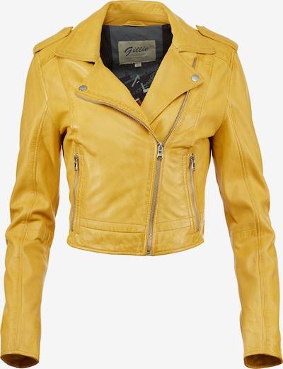 J.Gillie Jacke 'EMIA' in gelb, Produktansicht