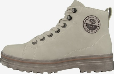 Dockers by Gerli Boots '49VR302' in creme, Produktansicht