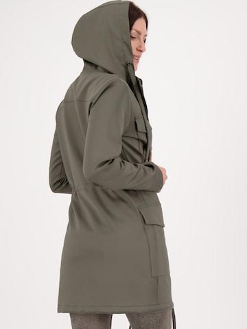 Manteau fonctionnel monari en vert
