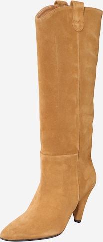 Samsoe Samsoe Boots 'Myral' in Brown