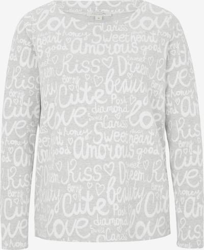COMMA Sweatshirt in grau, Produktansicht