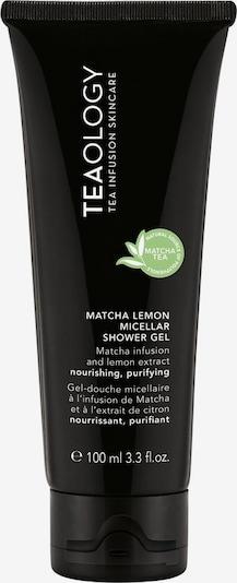 Teaology Cleanser 'Matcha Tea Lemon Micellar' in Black / White, Item view
