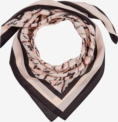 s.Oliver BLACK LABEL Tuch in beige / mischfarben / schwarz, Produktansicht