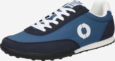 tengerészkék / galambkék ECOALF Rövid szárú edzőcipők 'RIERA', Termék nézet