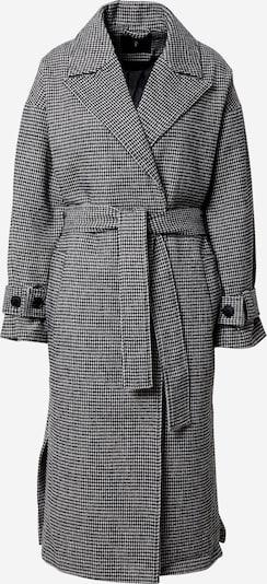 SISTERS POINT Mantel in schwarz / weiß, Produktansicht