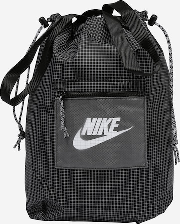 melns Nike Sportswear Maisveida somas 'Heritage'