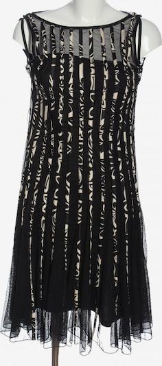 Mariposa Midikleid in M in schwarz / wollweiß, Produktansicht