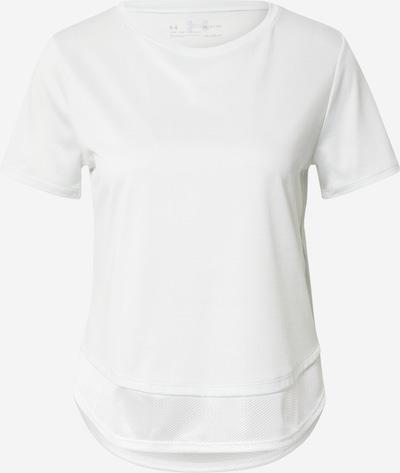 UNDER ARMOUR Shirt 'Tech' in weiß, Produktansicht