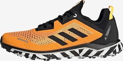 ADIDAS PERFORMANCE Sportschoen in de kleur Geel: Vooraanzicht