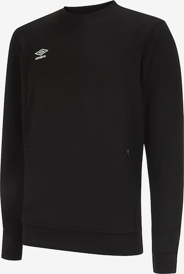 UMBRO Shirt in schwarz, Produktansicht