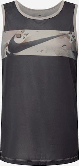 NIKE Koszulka funkcyjna 'Legend' w kolorze szary / grafitowym, Podgląd produktu