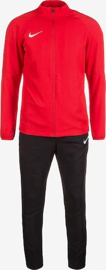 NIKE Trainingspak in de kleur Rood / Zwart, Productweergave