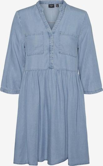 Vero Moda Tall Kjole i blue denim, Produktvisning