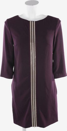 Mangano Kleid in XS in aubergine, Produktansicht