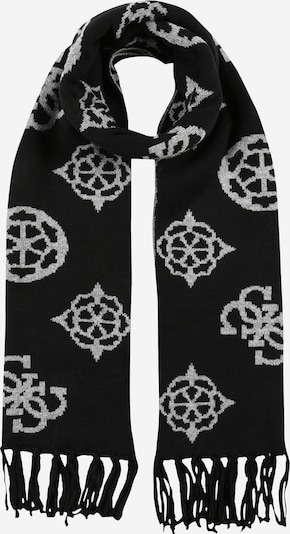 GUESS Scarf in Grey / Black, Item view