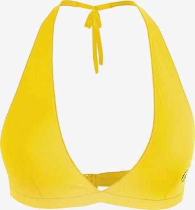 Calvin Klein Swimwear Bikinitop in de kleur Geel, Productweergave