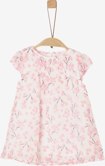 s.Oliver Kleid in rosa / weiß, Produktansicht
