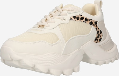Sneaker low NA-KD pe bej / negru / alb, Vizualizare produs