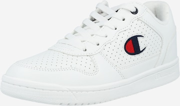Champion Authentic Athletic Apparel Platform trainers 'CHICAGO' in White