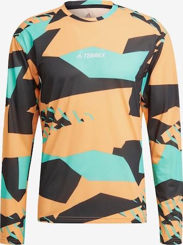 adidas Terrex Performance Shirt in Mixed colors